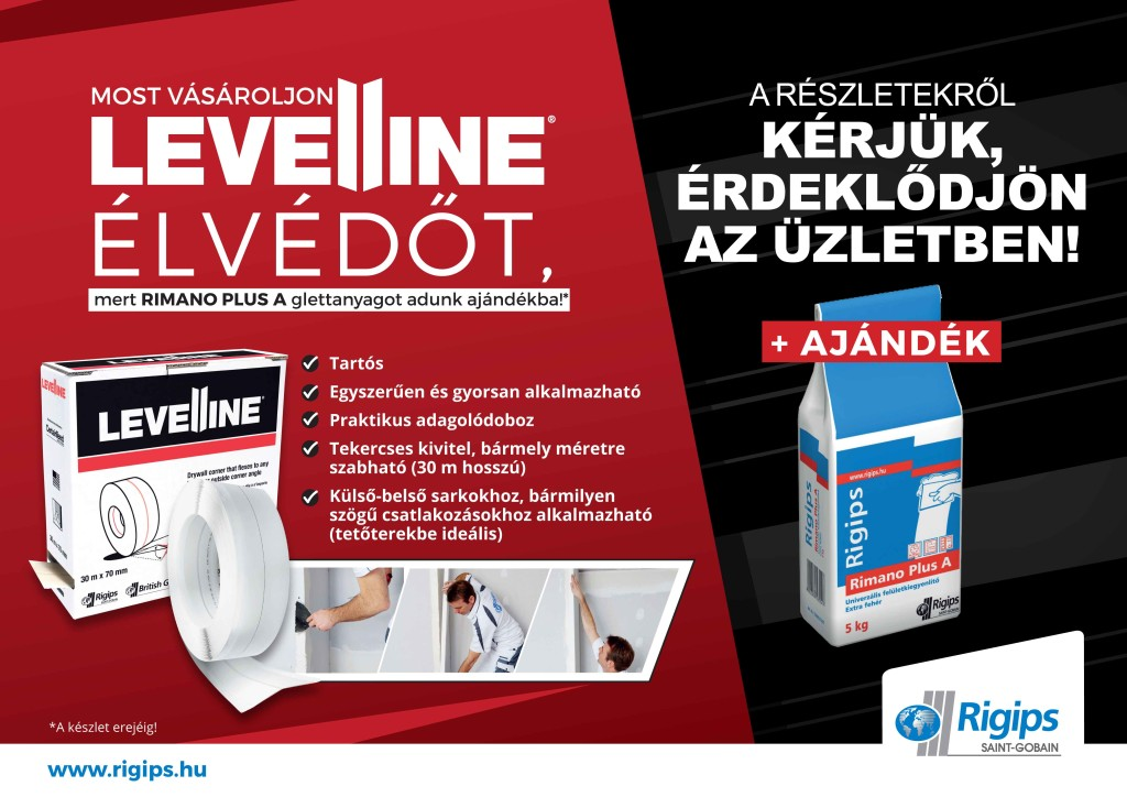 Levelline_Plakat_Rigips