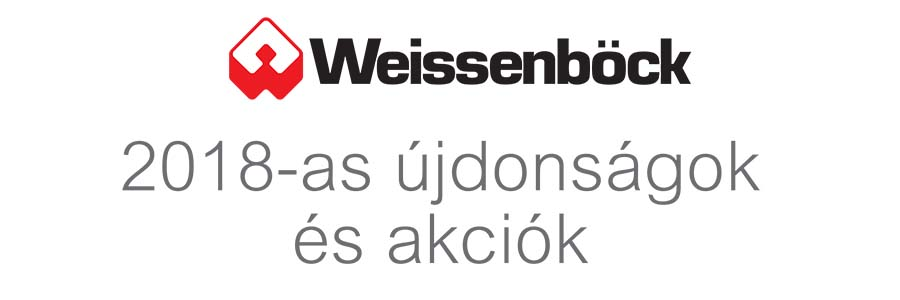 Weissenböck tavaszi akció